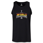 Germany 2014 FIFA World Cup Brazil(TM) Men's World Champions Tank Top (Black)