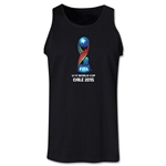 FIFA U-17 World Cup Chile 2015 Core Tank Top (Black)