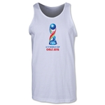 FIFA U-17 World Cup Chile 2015 Core Tank Top (White)