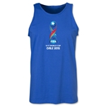 FIFA U-17 World Cup Chile 2015 Core Tank Top (Royal)