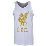 Liverpool Liver Bird Tank Top (White)