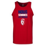 LOSC Lille We Are Tank Top (Red)