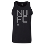 Newcastle United Pixel Graphic Tank Top (Black)