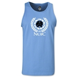 Newcastle United Distressed Tank Top (Sky Blue)