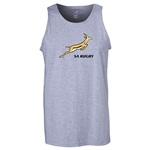 South Africa Springboks Men's Tank Top (Gray)