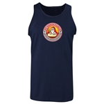 FC Santa Claus Core Men's Tank Top (Navy)