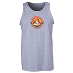 FC Santa Claus Core Men's Tank Top (Grey)