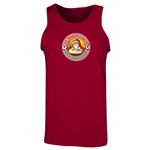 FC Santa Claus Core Men's Tank Top (Cardinal)