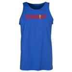 StandUp Logo Tank Top (Blue)