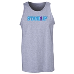 StandUp Logo Tank Top (Gray)