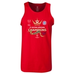 UEFA Champions League Winners Mens Tank Top (Red)