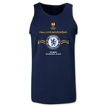 Chelsea 2013 UEL Final Tank Top (Navy)