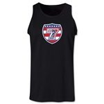 USA Sevens Rugby Tank Top (Black)