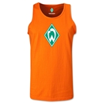 Werder Bremen Crest Tank Top (Orange)