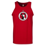 Xolos de Tijuana Tank Top (Red)