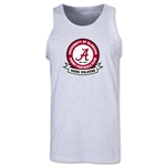University of Alabama Rugby Tank Top (Red)