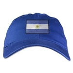 Argentina Unstructured Adjustable Cap (Royal)