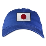 Japan Unstructured Adjustable Cap (Royal)