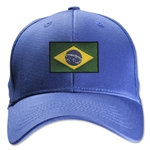 Brazil Flexfit Cap (Royal)