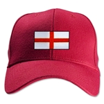 England Flexfit Cap (Red)