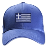 Greece Flexfit Cap (Royal)