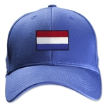 Netherlands Flexfit Cap (Royal)