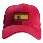 Spain Flexfit Cap (Red)
