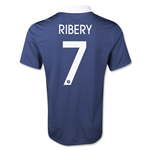 France 2014 RIBERY Home Soccer Jersey