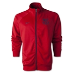 Barcelona Core Trainer Jacket