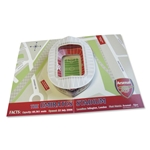 Arsenal Stadium Pop-Up Birthday Card