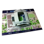 Tottenham Hotspur Stadium Pop-Up Birthday Card