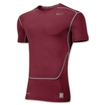 Nike Core 2.0 Compression Top (Maroon)