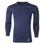 Nike Core 2.0 Compression Long Sleeve Top (Navy)