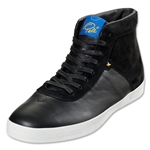 Pele Azteca Leather Leisure Shoe (Black)