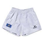 Connecticut Flag Kiwi Pro Rugby Shorts (White)