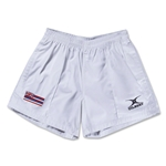 Hawaii Flag Kiwi Pro Rugby Shorts (White)