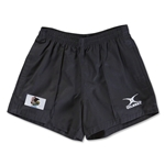 Illinois Flag Kiwi Pro Rugby Shorts (Black)