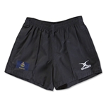 Kansas Flag Kiwi Pro Rugby Shorts (Black)