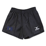 Maine Flag Kiwi Pro Rugby Shorts (Black)