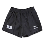 Massachusetts Flag Kiwi Pro Rugby Shorts (Black)