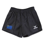 Nevada Flag Kiwi Pro Rugby Shorts (Black)