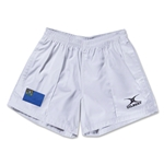Nevada Flag Kiwi Pro Rugby Shorts (White)