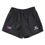 Ohio Flag Kiwi Pro Rugby Shorts (Black)
