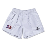 Ohio Flag Kiwi Pro Rugby Shorts (White)