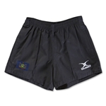 Pennsylvania Flag Kiwi Pro Rugby Shorts (Black)