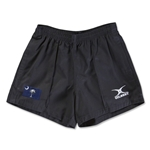 South Carolina Flag Kiwi Pro Rugby Shorts (Black)
