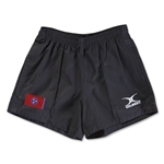 Tennessee Flag Kiwi Pro Rugby Shorts (Black)