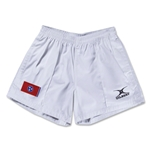 Tennessee Flag Kiwi Pro Rugby Shorts (White)