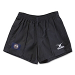 Virginia Flag Kiwi Pro Rugby Shorts (Black)