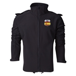 Spain Performance Softshell Jacket (Black)